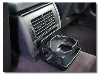 Porsche Boxster / 996 Cup Holder